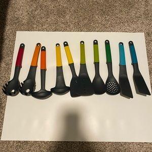 MEGA SET Joseph Joseph balance collection utensils
